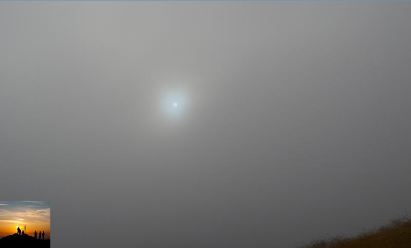 mission peak sunrise