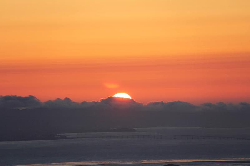 mission peak sunset8294