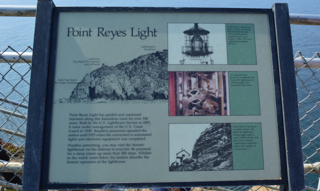 point reyes lighthouse_sign2