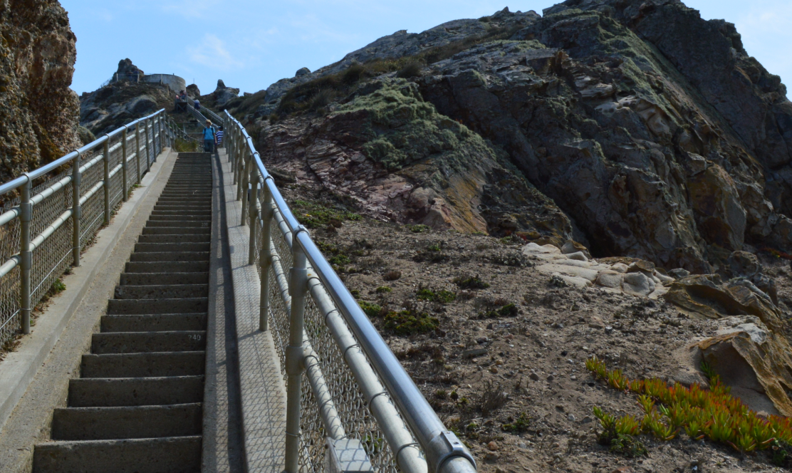 point reyes lighthouse_stairs