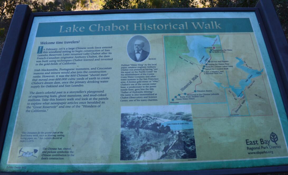 lake chabot regional park53