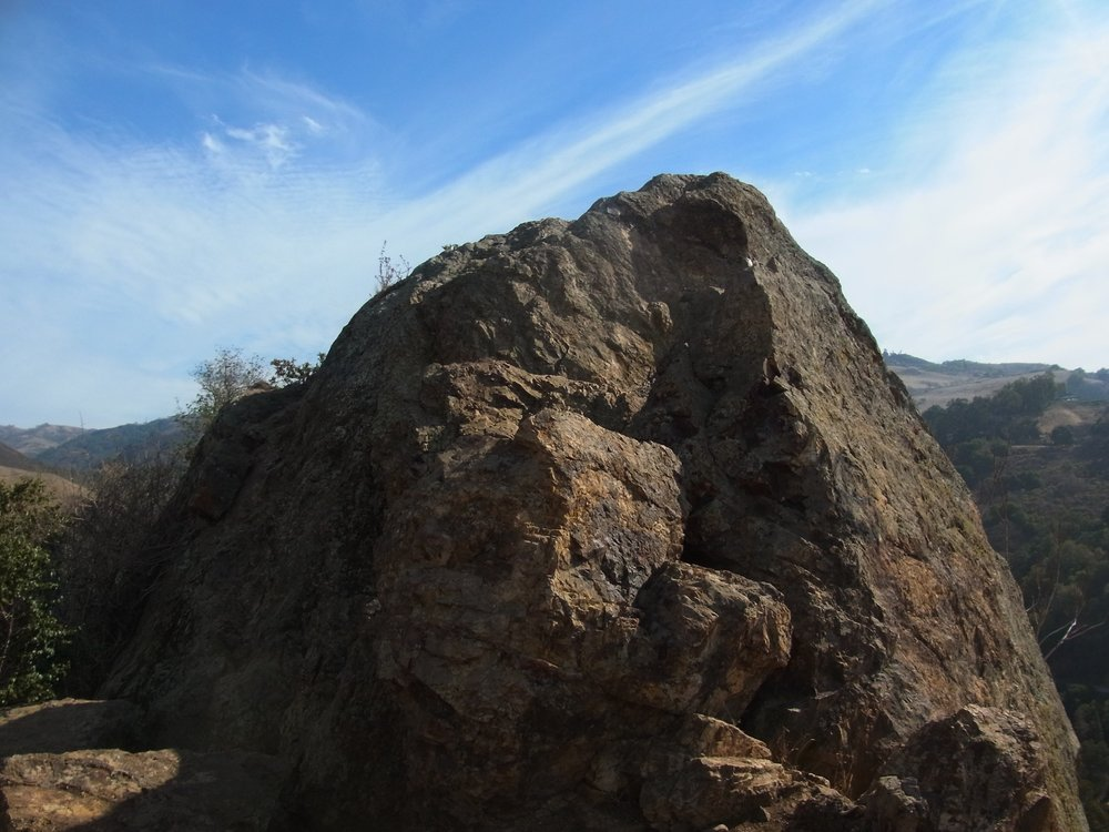 Alum Rock Park_rock