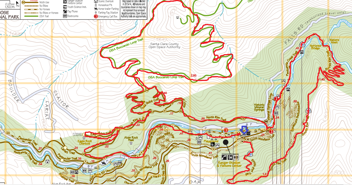 Alum Rock Park_trail map