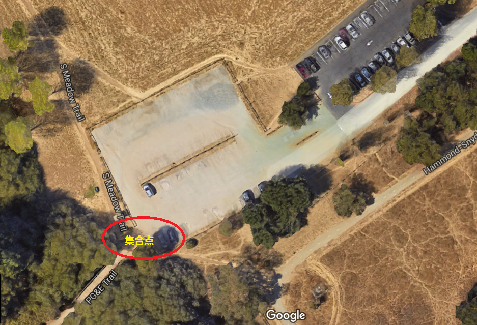 Rancho San Antonio County Park_parking