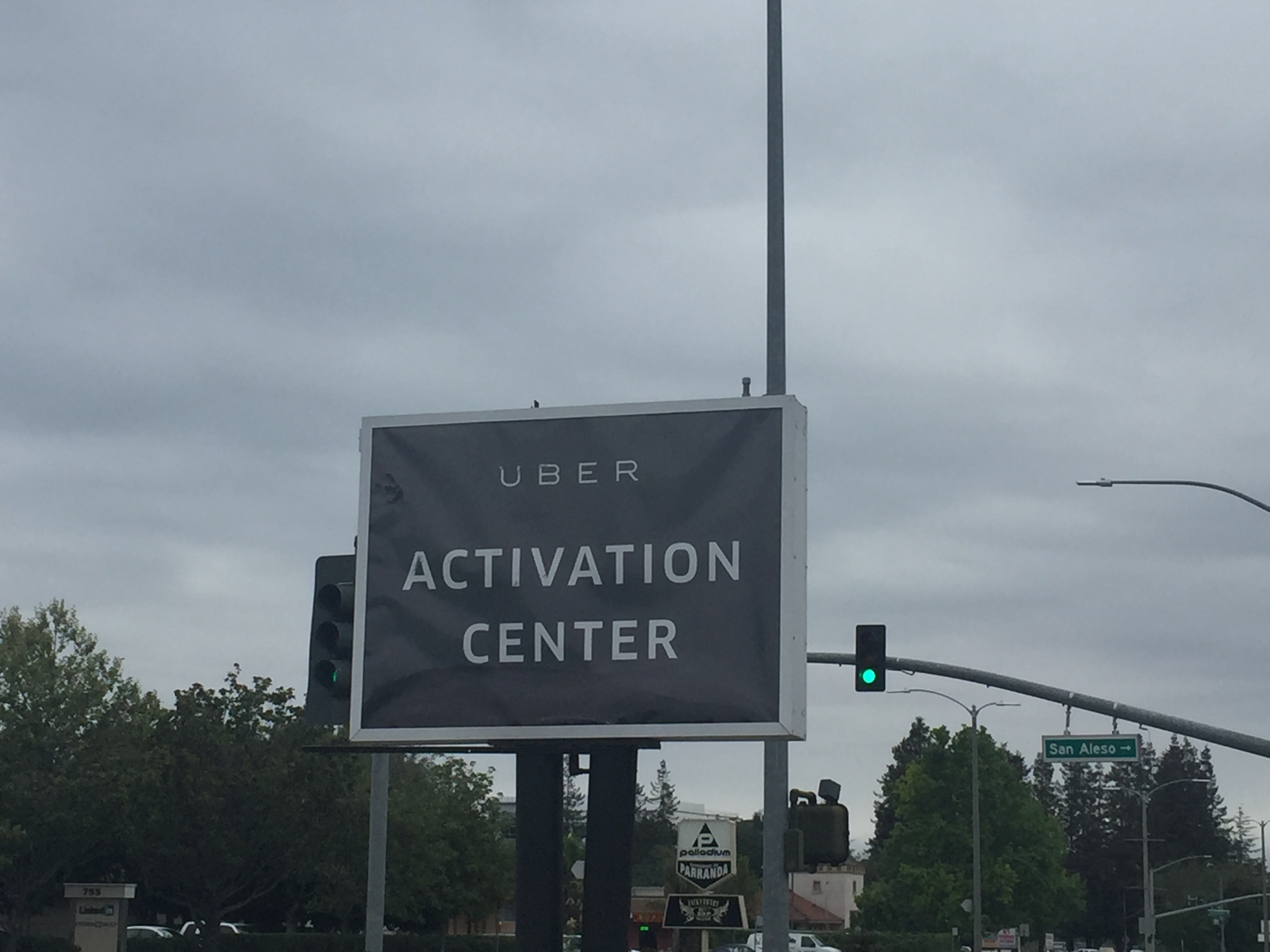 Uber_activation center