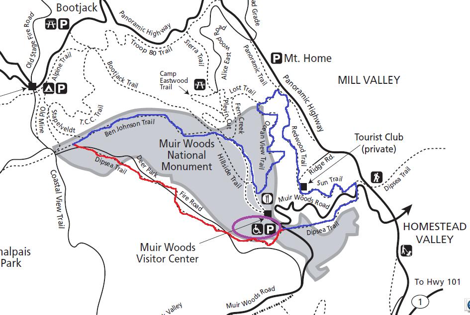 muir woods_hiking map4