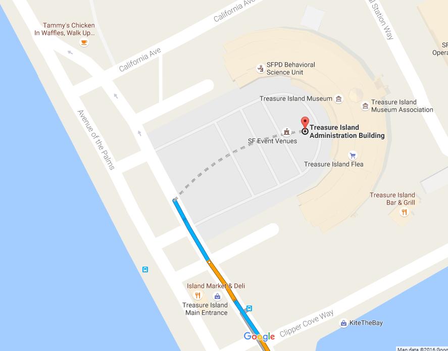 Treasure Island_parking1